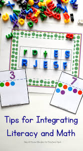 Integrating Literacy And Math In Preschool Preschoolspot