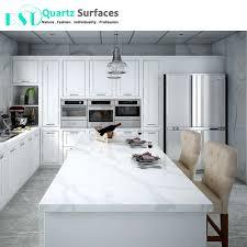 Statuario Quartz Stone Kitchen Dining Table Top View Quartz Table Bst Product Details From Foshan Bestone Enterprise Co Ltd On Alibabacom