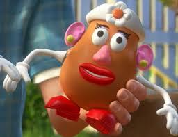 mr and mrs potato head toys. Unique Head In Mr And Mrs Potato Head Toys I
