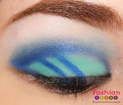 blue eye makeup 12