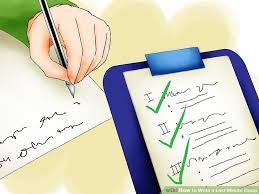 how to write a last minute essay pictures wikihow image titled write a last minute essay step 13