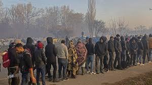 Έβρος: Η Τουρκία απομακρύνει τους μετανάστες από τα ελληνοτουρκικά σύνορα  στις Καστανιές | Lykavitos.gr