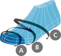 Shimano Shoe Size Chart Width Last Technology Shimano Apparel Accessories