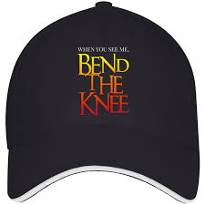 Already Design Co Hats Bend The Knee Baseball Cap