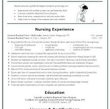 Free Resume Templates For Nurses New Free Resume Template Registered Nurse Example Page 48 Templates
