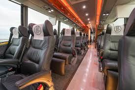 Luxury Bus Boston To Nyc Premiere Coach Bus Service