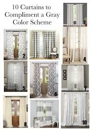 Gray and beige curtains Curtain Panel 3c5a30af4570621fc7d8bd4dab151e81whitecurtainslivingroomgraywallsgray stripedcurtainsjpgbu003dt Pinterest Curtains To Compliment Gray Color Scheme Farmhouse Curtains