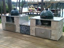 brilliant big green egg outdoor kitchen island outdoor designs big green egg outdoor kitchen island decor