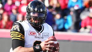 Quarterback Options For Ticats In Wake Of Jeremiah Masolis