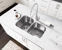 Us1053 L Offset Stainless Steel Kitchen Sink