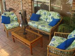 Indoor Wicker Furniture Cushions Clearance Replacement Canada