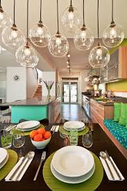 casual dining room pendant lights home decorating blog