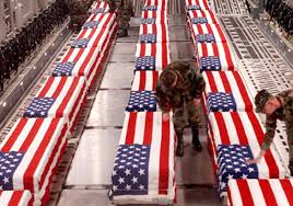 Image result for usa  war body bags