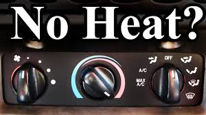 Heater Fixer How To Fix A Car With No Heat Easy Youtube