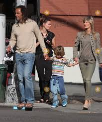 joakim noah wife. Plain Noah JPG NYC 051610 Yannick Noah With Wife Isabelle Camus And Son Joalukas 6  Years Old Shopping In SOHO Then Meeting Up His Older Joakim  In Wife A