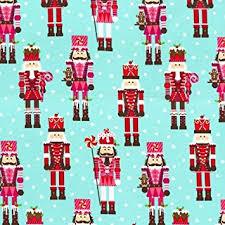 Fat Quarter Nutcrackers Christmas Cotton Quilting Fabric - Michael ... & Fat Quarter Nutcrackers Christmas Cotton Quilting Fabric - Michael Miller Adamdwight.com