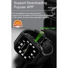 Đồng hồ thông minh định vị GPS WIFI nghe gọi 4G VIDEO 2 Camera Giormani  AX89 giá cạnh tranh