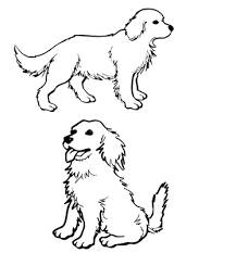 Small Picture golden retriever Embroidery dog patterns Pinterest Dog