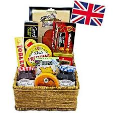 gift baskets overseas snack favorites from the uk