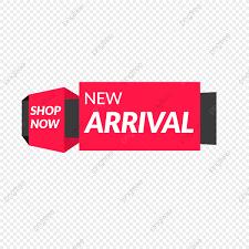 Png Label Design Shop Now New Arrival Label Design Banner Sale Vector Png