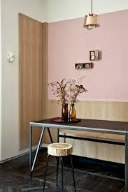 Wandfarbe Altrosa Essbereich Industriell Modern Schlafzimmer