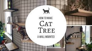 wall mounted cat furniture. Contemporary Mounted Wall Mounted Cat Tree For Less Than 100  DIY For Furniture C
