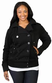 plus size pea coats best of how to style plus size coats for women