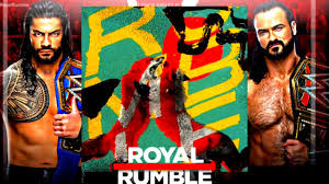 WWE Royal Rumble 2021 Official Theme Song