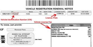 new car reg release dateVehicle Registration and Title Information