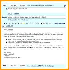 Template For Sending Resume Via Email Beardielovingsecrets Gorgeous How To Send Resume Via Email