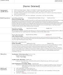lifeguard resume lifeguard resume samples u0026 templates 70