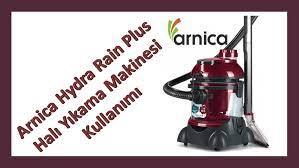 Arnica Hydra Rain Plus - Hydra Rain Halı Yıkama Makinesi Kullanımı -  Dailymotion Video
