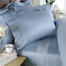 cotton polyester sheets. Perfect Sheets Egyptian Bedding 1500 Thread Count California King Bed Sheet Set 100  Cotton Deep Pocket TC Solid Blue  Continue To The Product At Image  Throughout Polyester Sheets 6