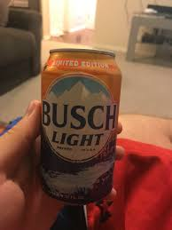 Busch Light Limited Edition Cans Limited Edition Busch Album On Imgur