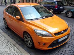 File:Ford Focus ST Facelift.jpg - Wikimedia Commons