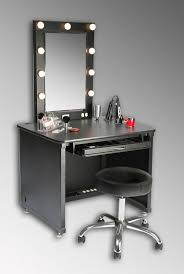 black makeup vanity with lights. vanity tables for cheap and makeup sets black with lights v