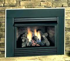 gas fireplace replacement gas fireplace replacement logs
