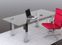 glass office tables. Cool Glass Office Tables And R