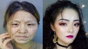 best viral asian makeup transformations 2018 asian makeup tutorials pilation part13 instafeedz