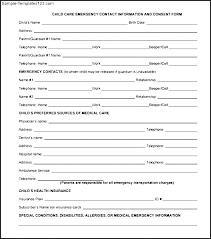 Employee Emergency Contact Form Template Payroll Change Notice Form Template Payroll Change Notice