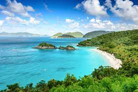 most beautiful places in the caribbean