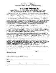 Construction Release Form Awesome Construction Release Form Contemporary Best Resume 4