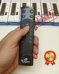 REMOTE VINABOX KM650V - ĐIỀU KHIỂN BẰNG GIỌNG NÓI