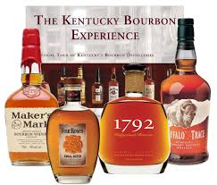 cky bourbon gift set