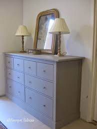 Second Hand Pine Bedroom Furniture New Look With Laura Ashley Pale French Gray Paint Antique Brass