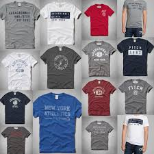 Abercrombie Muscle Fit Size Chart Nwt Abercrombie Fitch By Hollister Mens Muscle Fit T Shirt