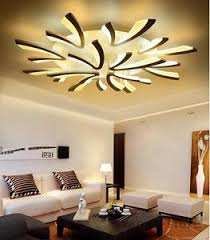 ceiling lighting living room. Image Is Loading Modern-Acrylic-LED-ceiling-chandelier-lights-Living-Room- Ceiling Lighting Living Room