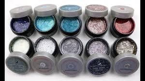Light Elegance Diamond Glitter 2018 Winter Glitter Gel Favorites