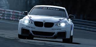 BMW Convertible bmw m235i race car : Official: BMW M235i Racing - GTspirit