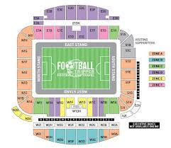 Uk Football Stadium Seating Chart The Amex Stadium Guide Brighton Football Tripper